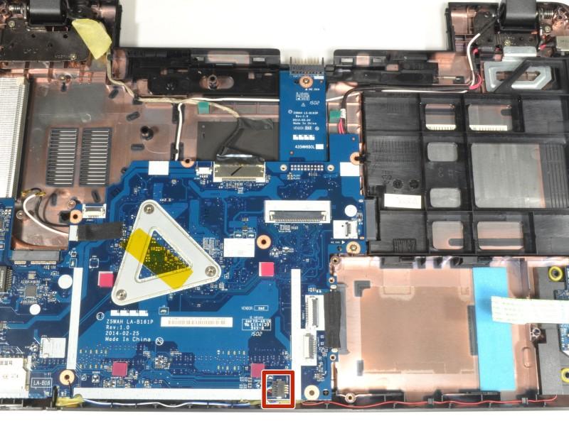 Замена ОЗУ в ноутбуке Acer E5-571-54FL