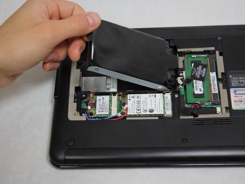Замена клавиатуры на нетбуке HP Mini 311