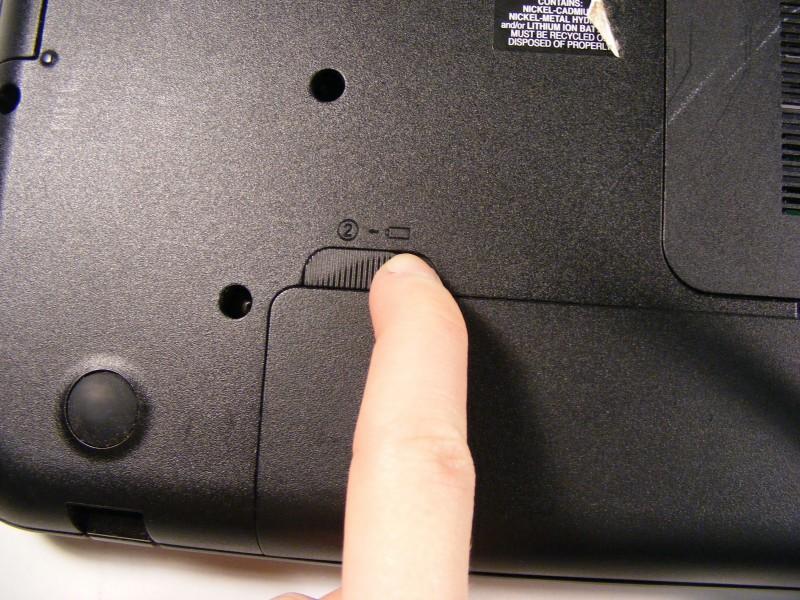 Замена ОЗУ в ноутбуке Toshiba Satellite C50D-A