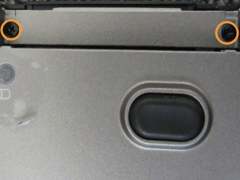 Замена тачпада в ноутбуке Dell Latitude D630