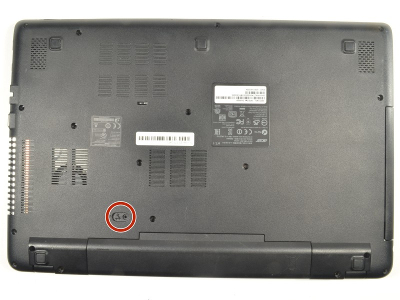 Замена материнской платы Acer E5-571-54FL