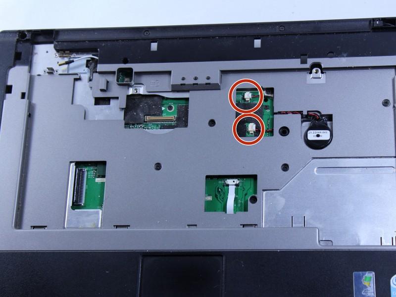 Замена материнской платы в ноутбуке Dell Inspiron B130