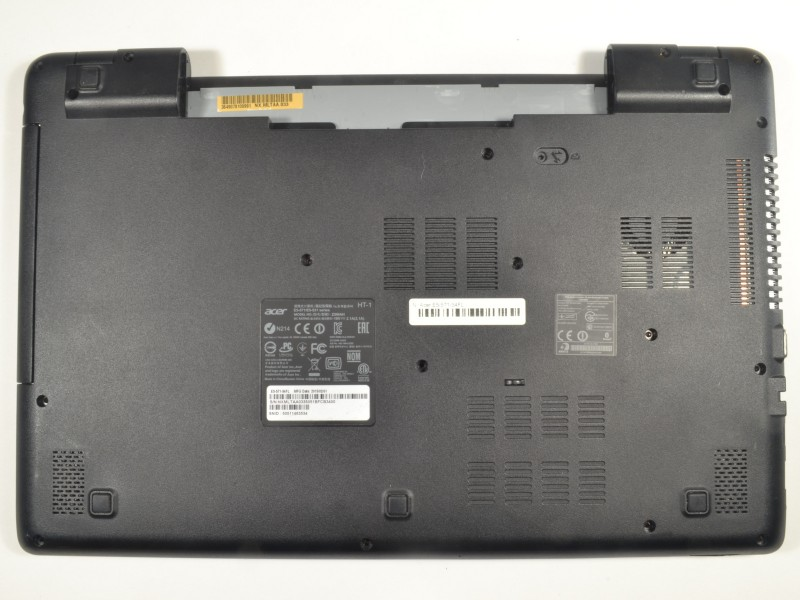 Замена ОЗУ в ноутбуке Acer E5-571-54FL