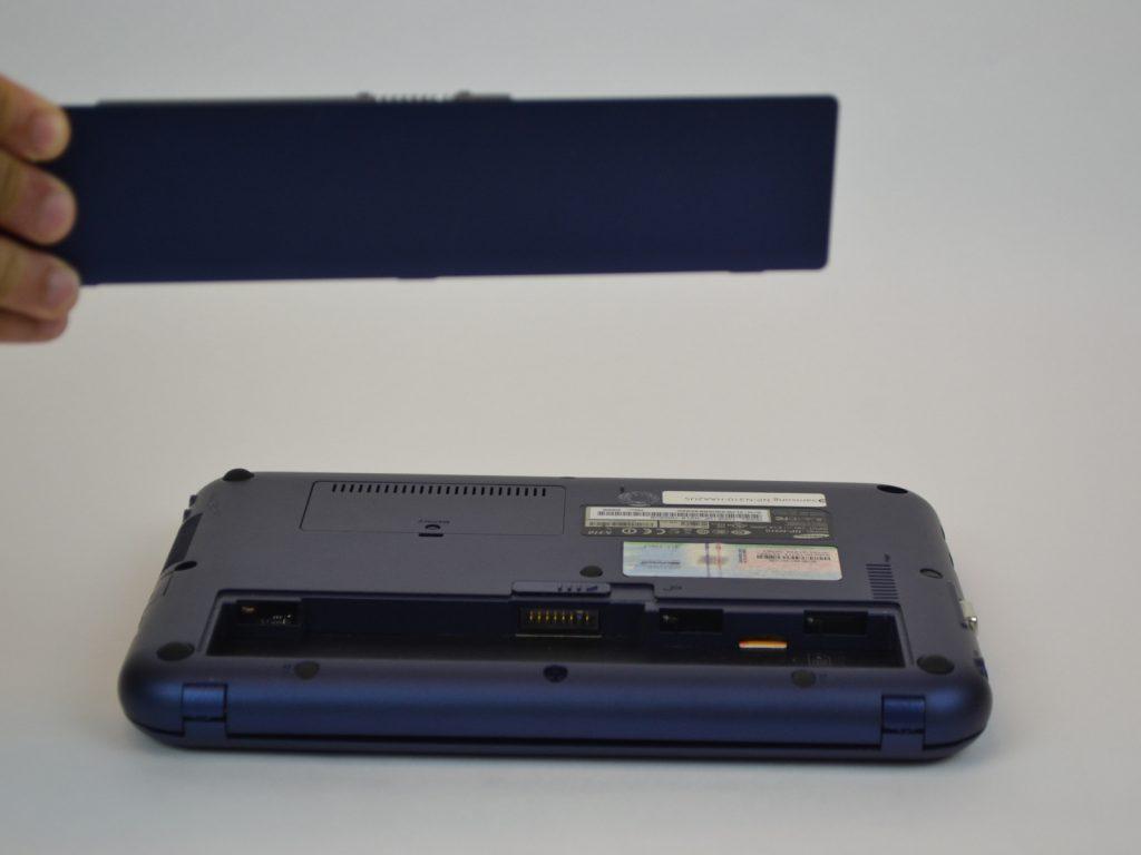 Замена батареи на ноутбуке Samsung NP N310 HAA2US